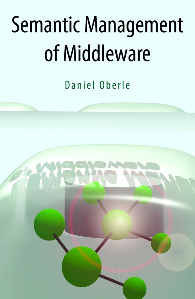 Semantic Management of Middleware als Buch (gebunden)