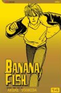 Banana Fish, Vol. 14 als Taschenbuch