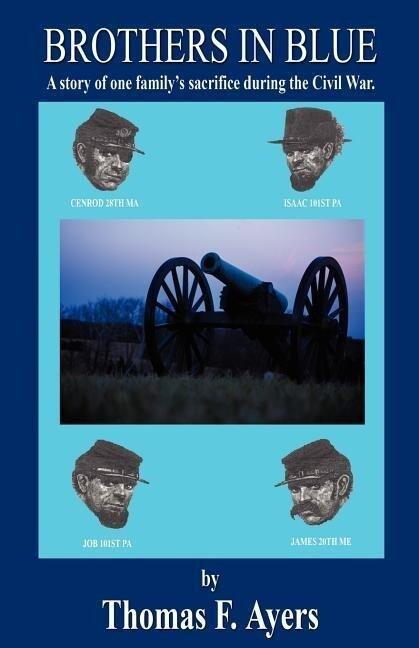 Brothers in Blue als Taschenbuch