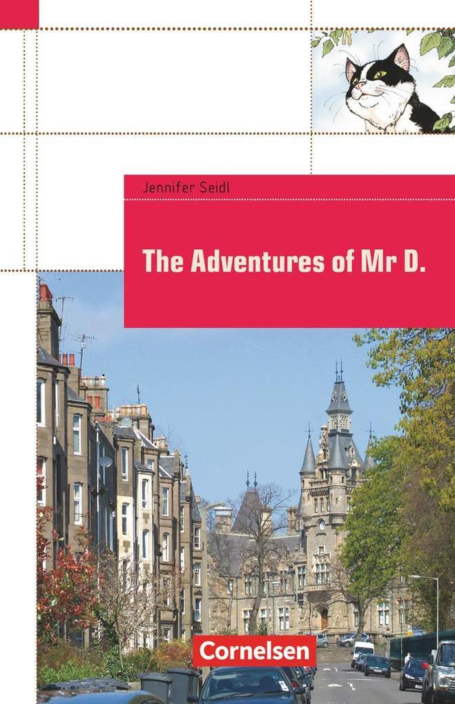 The Adventures of Mr D als Buch (kartoniert)