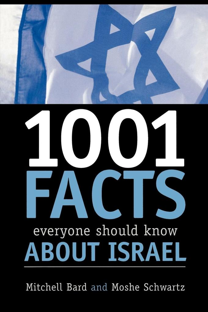 1001 Facts Everyone Should Know about Israel als Taschenbuch