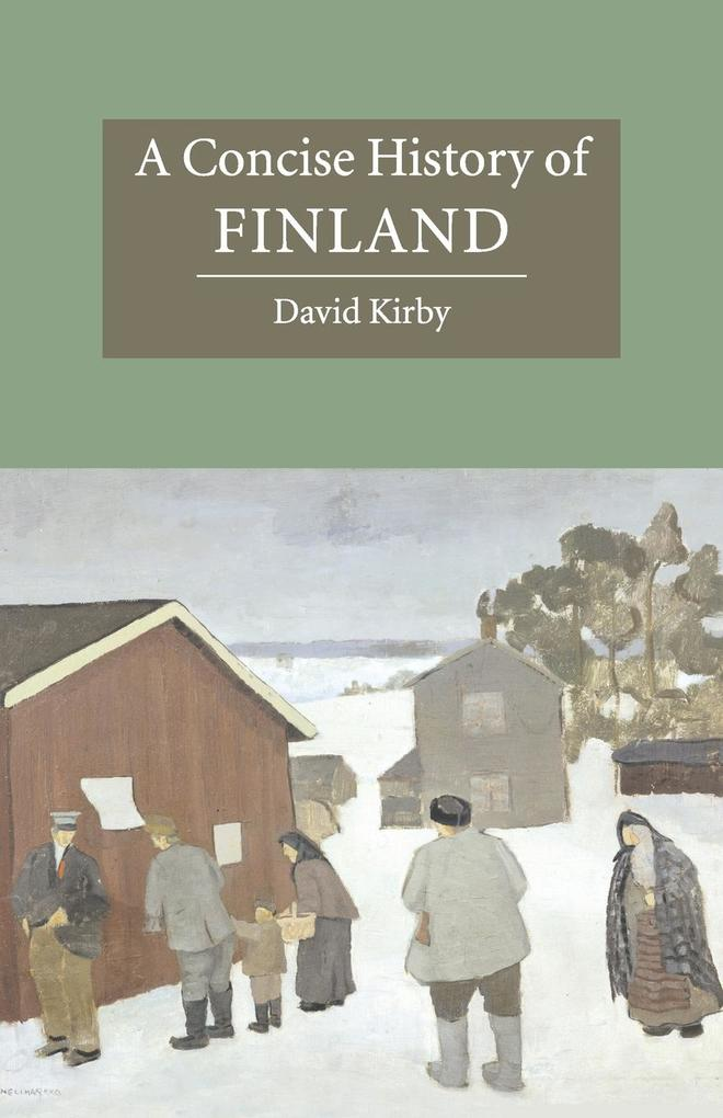 A Concise History of Finland als Buch (kartoniert)