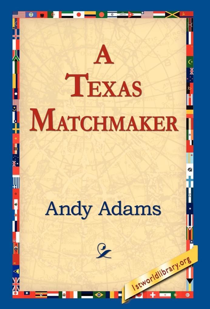 A Texas Matchmaker als Buch (gebunden)
