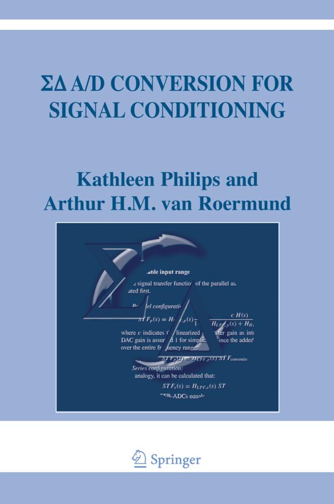 Sigma Delta A/D Conversion for Signal Conditioning als Buch (gebunden)