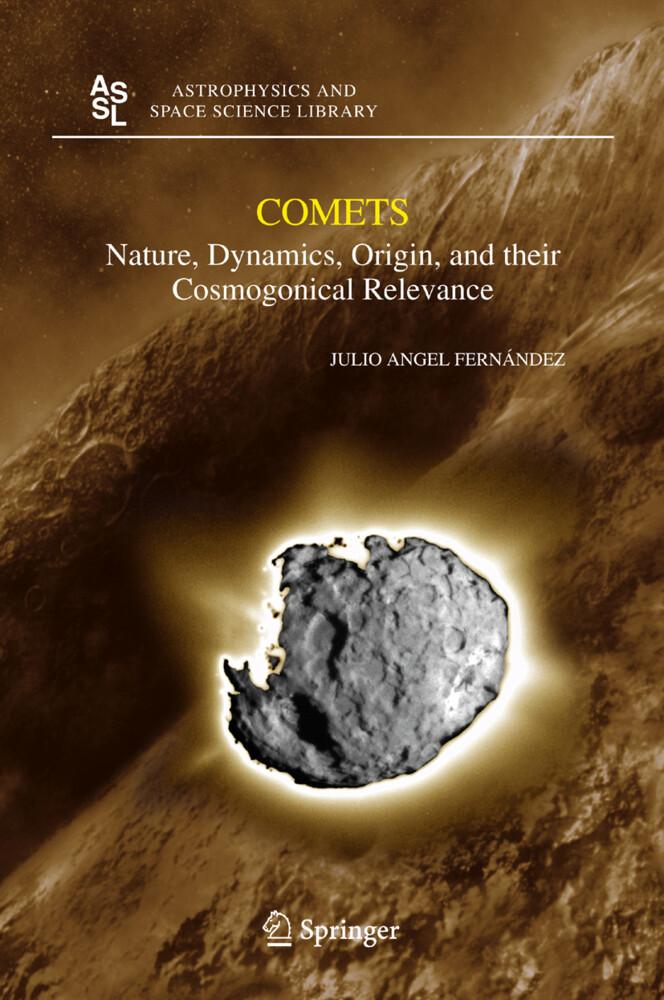 Comets als Buch (gebunden)