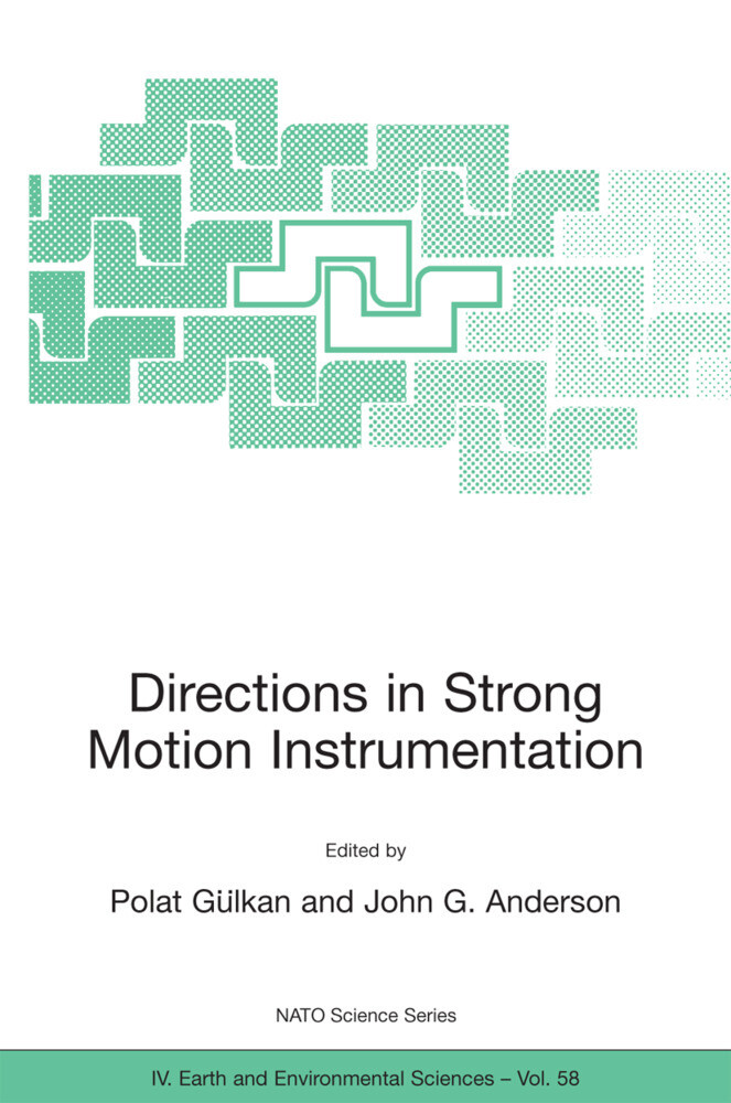 Directions in Strong Motion Instrumentation als Buch (gebunden)