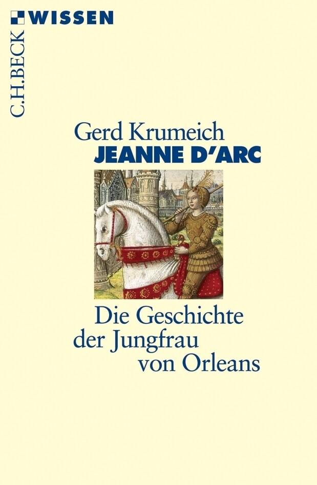 Jeanne d'Arc als Taschenbuch