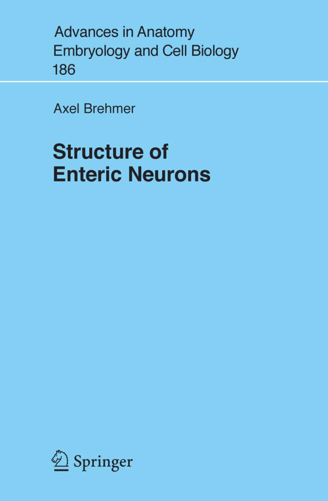 Structure of Enteric Neurons als Buch (kartoniert)