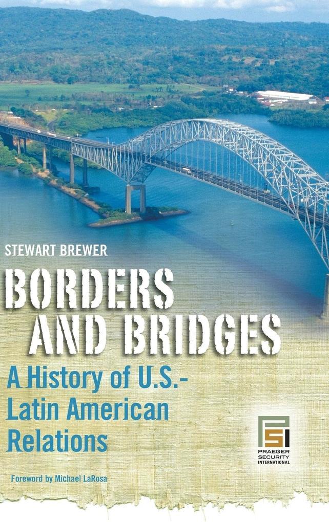Borders and Bridges als Buch (gebunden)