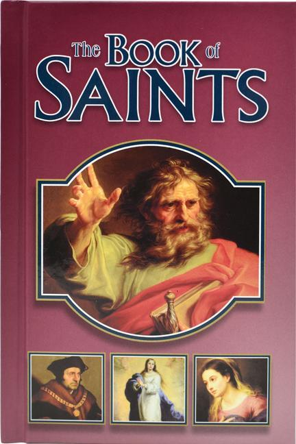 The Book of Saints als Buch (gebunden)