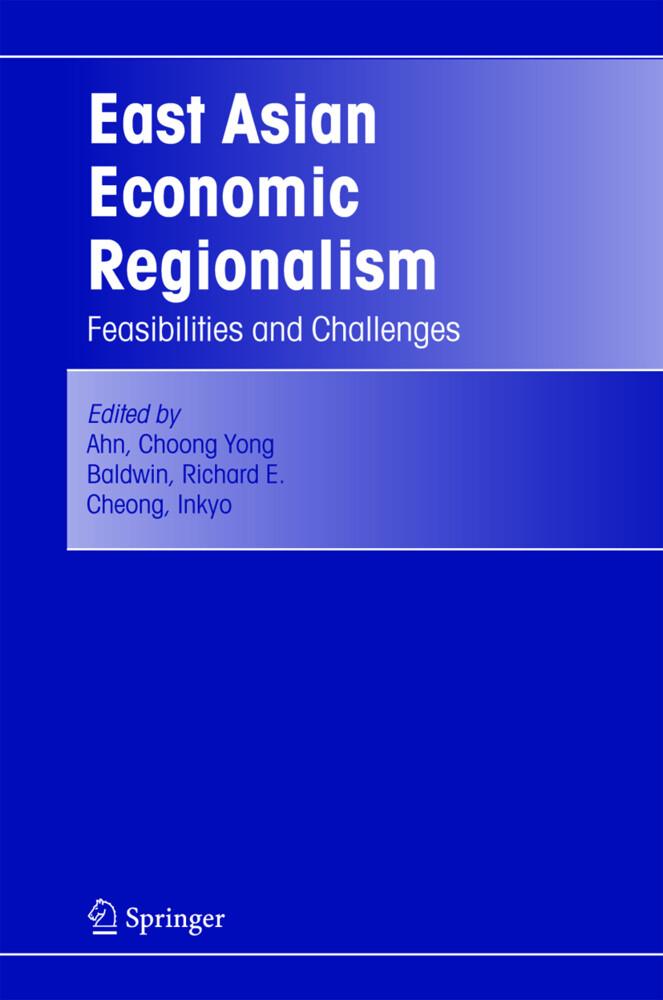 East Asian Economic Regionalism als Buch (gebunden)