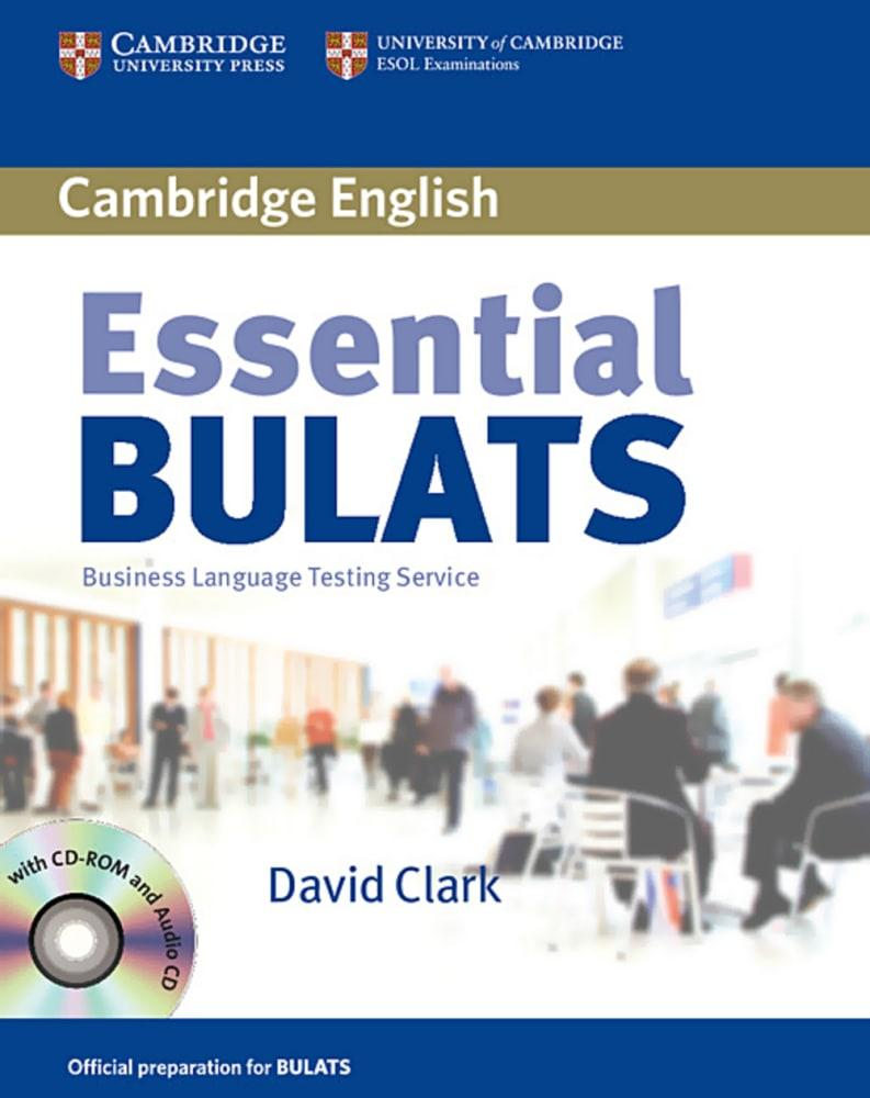 Essential Bulats. Student's Book with Audio-CD and CD-ROM als Buch (kartoniert)