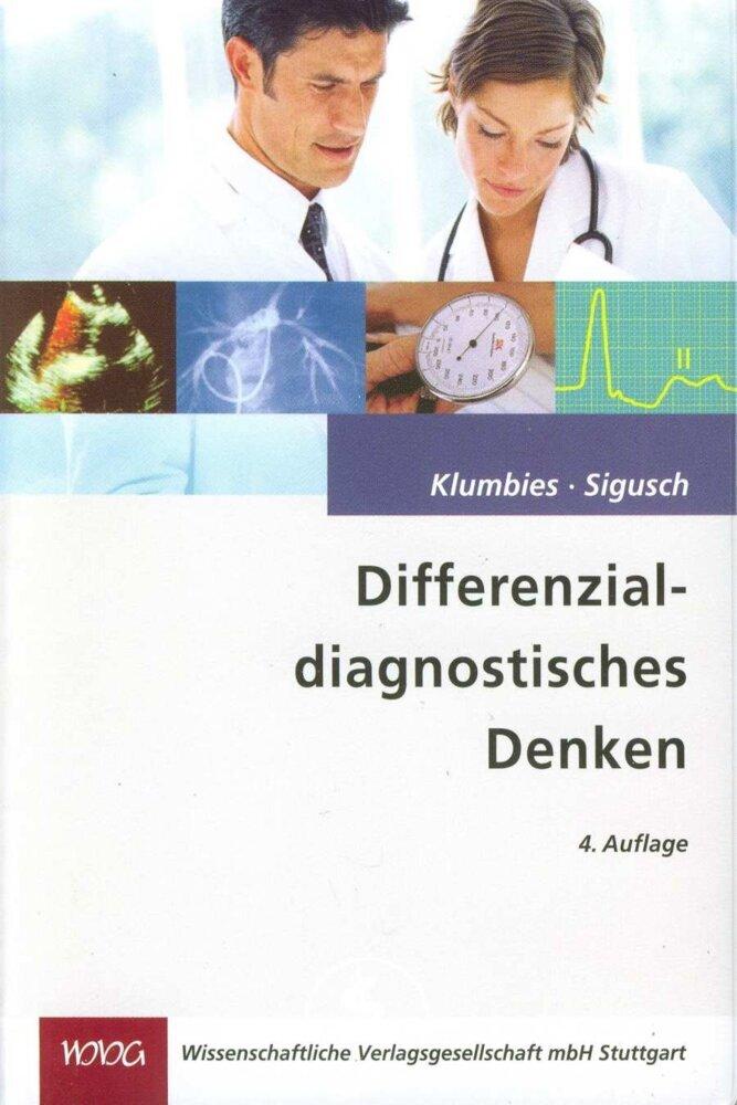 Differentialdiagnostisches Denken als Buch (kartoniert)