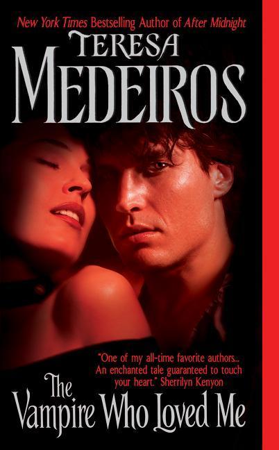 The Vampire Who Loved Me als Taschenbuch