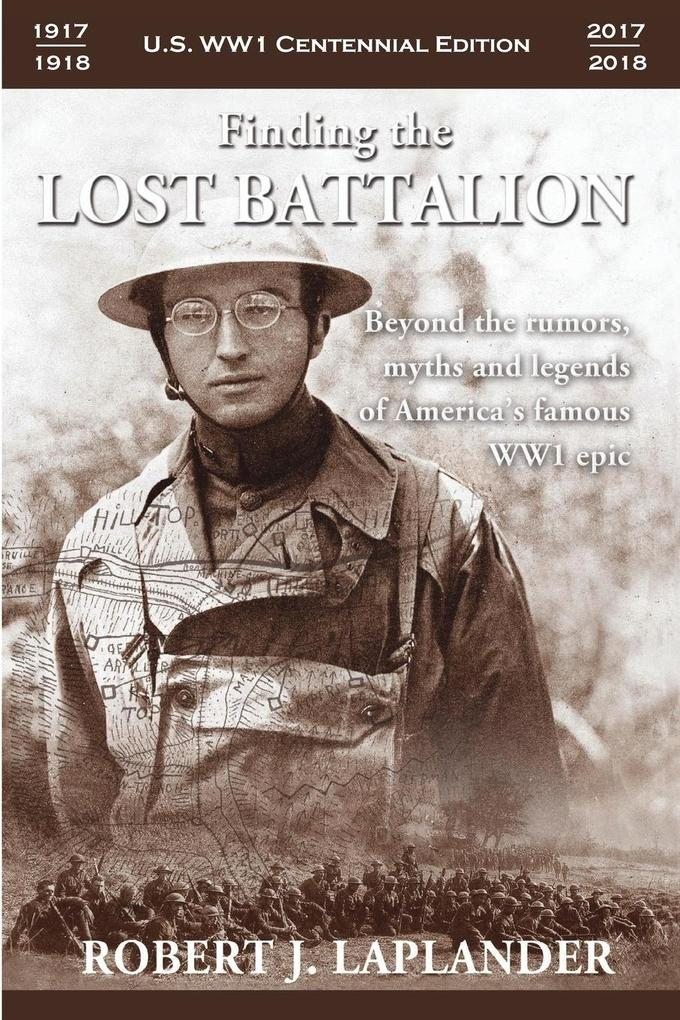 Finding the Lost Battalion als Taschenbuch