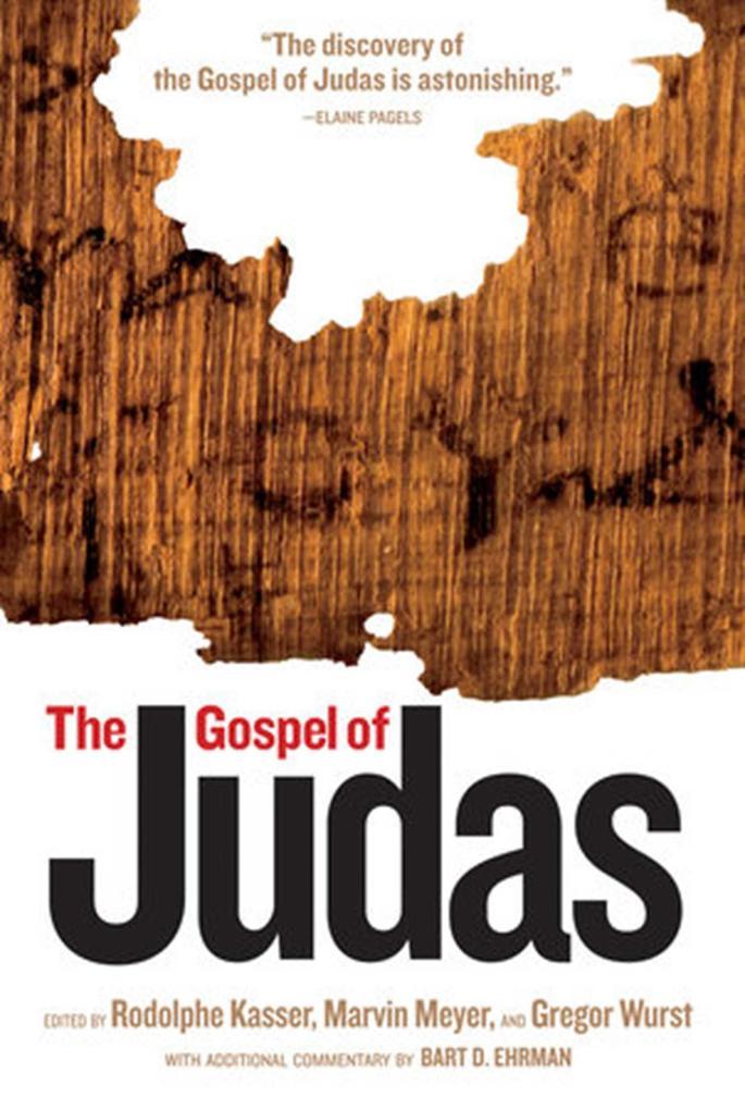 The Gospel of Judas als Buch (gebunden)