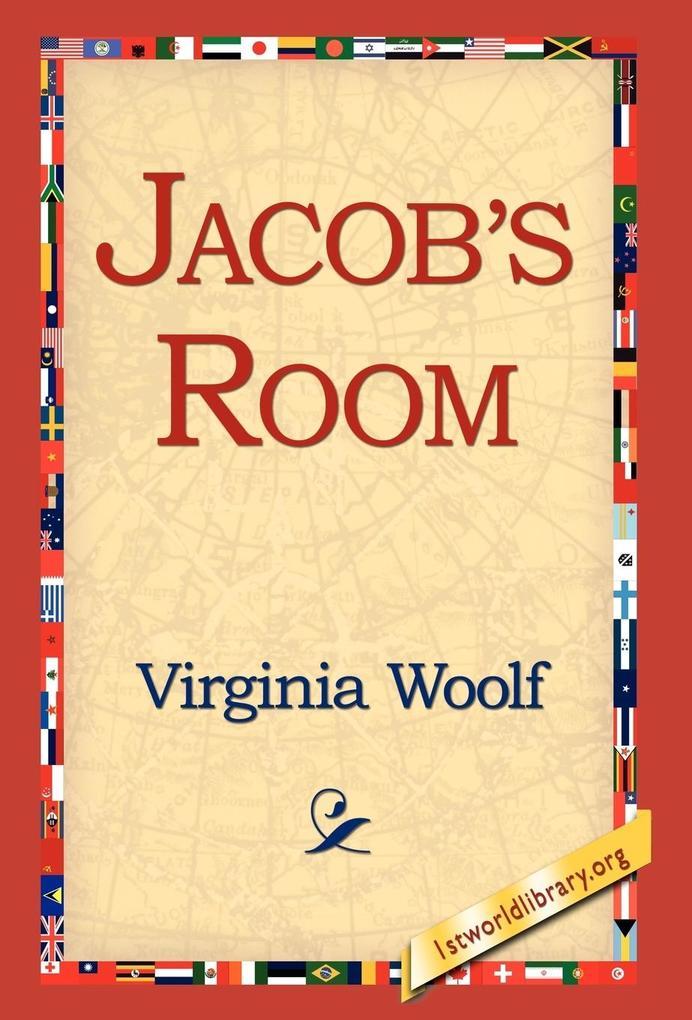 Jacob's Room als Buch (gebunden)