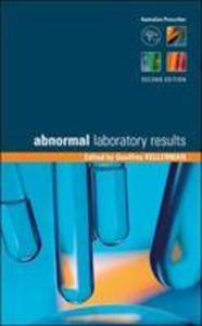 Abnormal Laboratory Results als Buch (kartoniert)