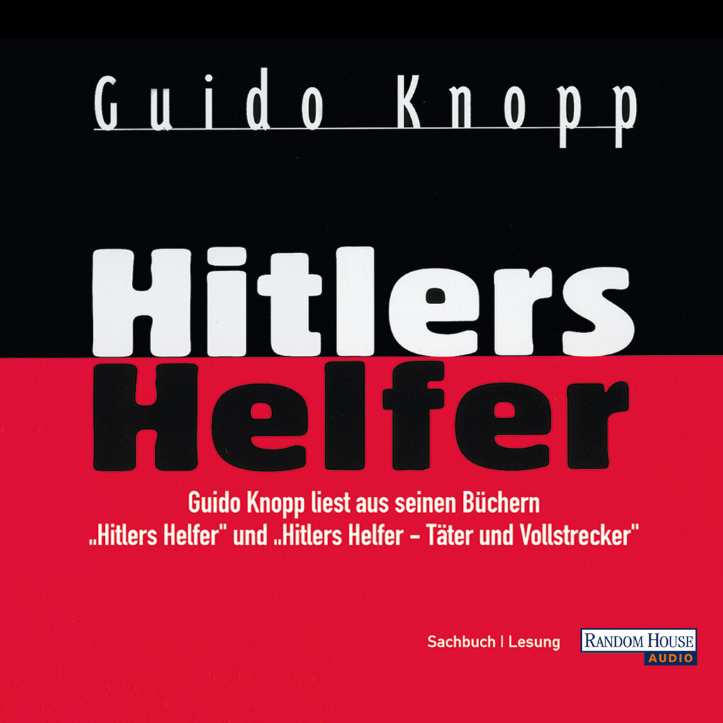 Hitlers Helfer als Hörbuch Download
