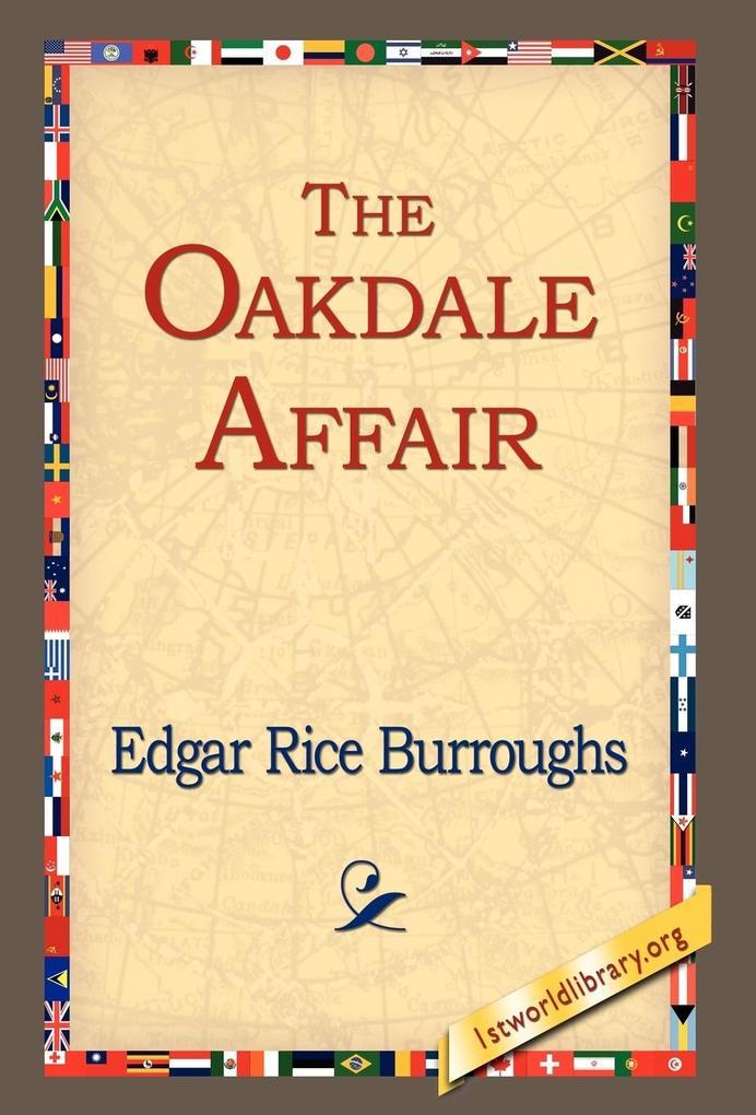 The Oakdale Affair als Buch (gebunden)