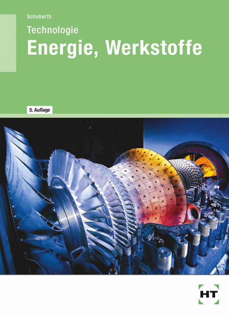 Energie, Werkstoffe als Buch (kartoniert)
