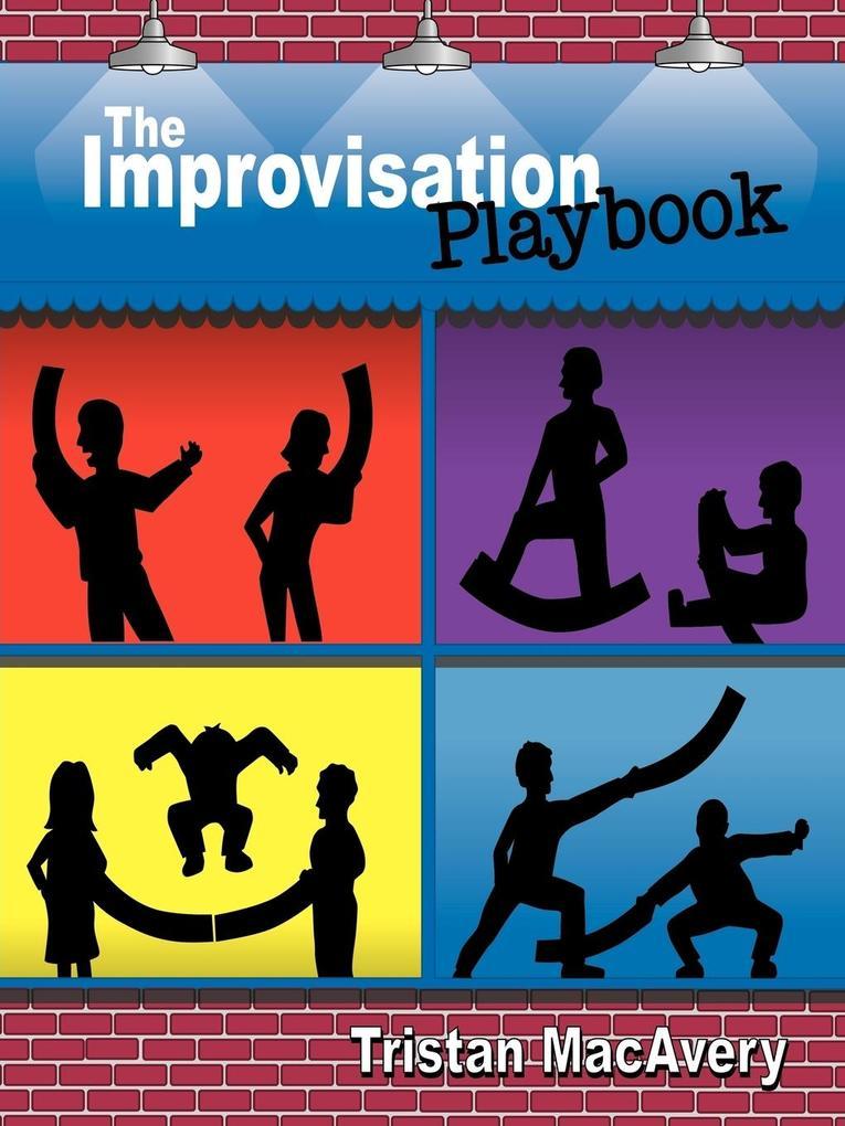 The Improvisation Playbook als Taschenbuch