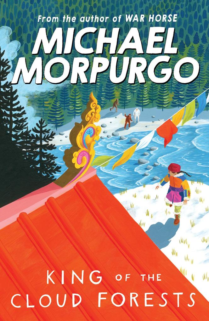 King of the Cloud Forests als Taschenbuch