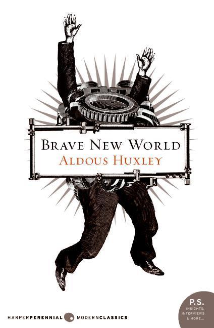 Brave New World als Taschenbuch