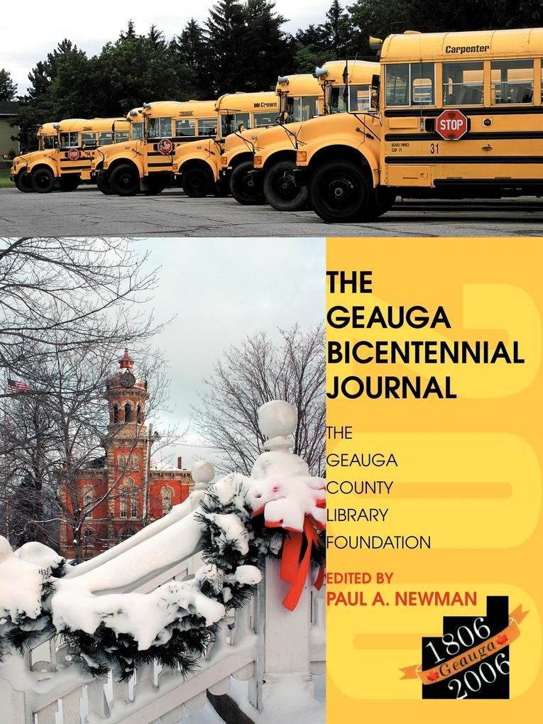 The Geauga Bicentennial Journal als Taschenbuch
