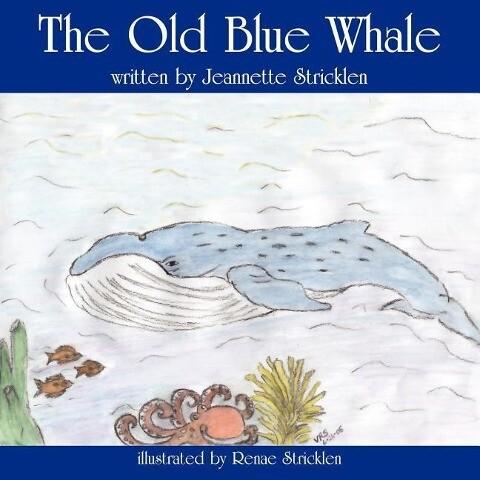 The Old Blue Whale als Taschenbuch