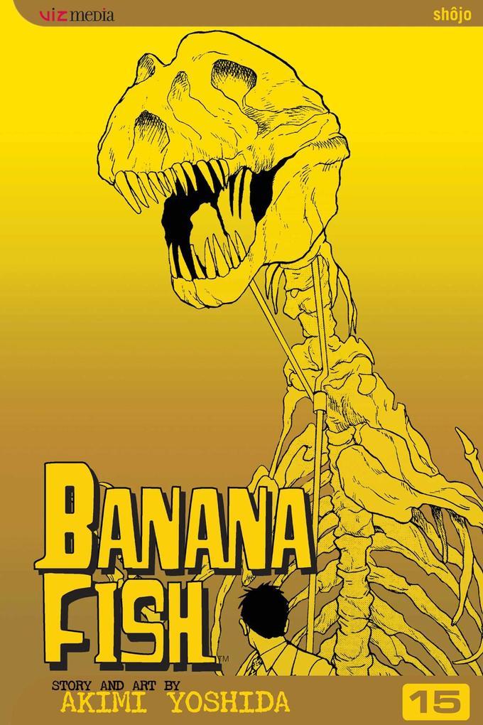 Banana Fish, Vol. 15 als Taschenbuch