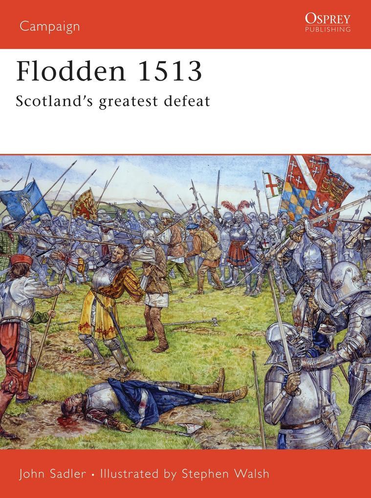 Flodden 1513: Scotland's Greatest Defeat als Taschenbuch