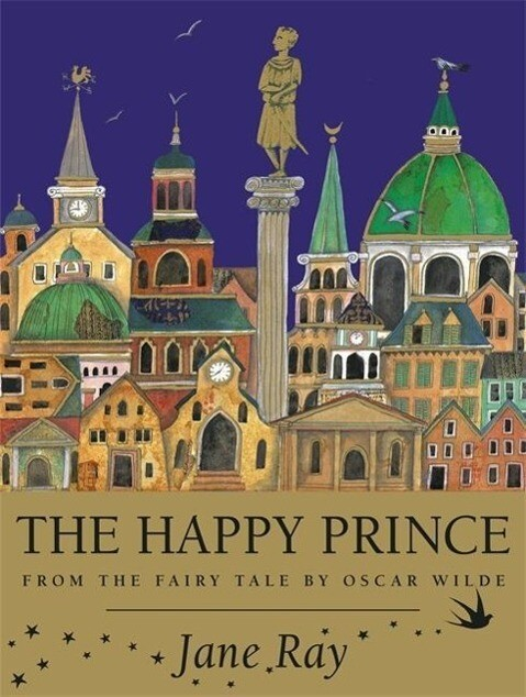 The Happy Prince als Buch (kartoniert)