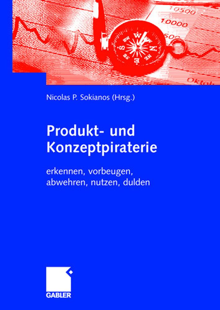 Produkt- und Konzeptpiraterie als Buch (kartoniert)