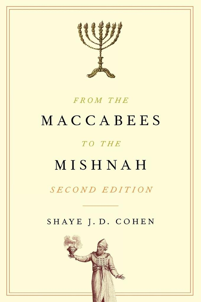 From the Maccabees to the Mishnah, Second Edition als Taschenbuch