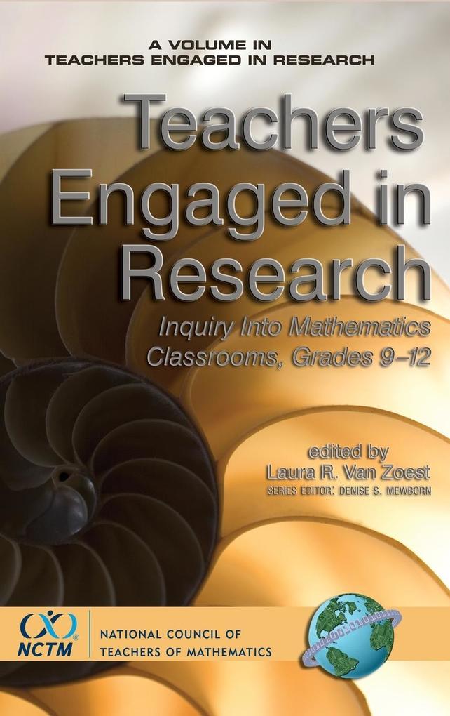 Teachers Engaged in Research als Buch (gebunden)