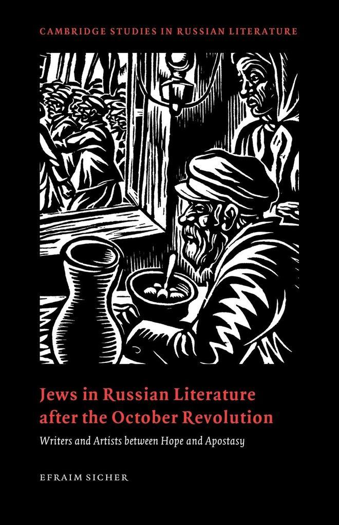 Jews in Russian Literature After the October Revolution als Taschenbuch