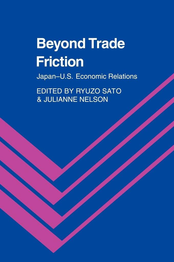 Beyond Trade Friction als Taschenbuch
