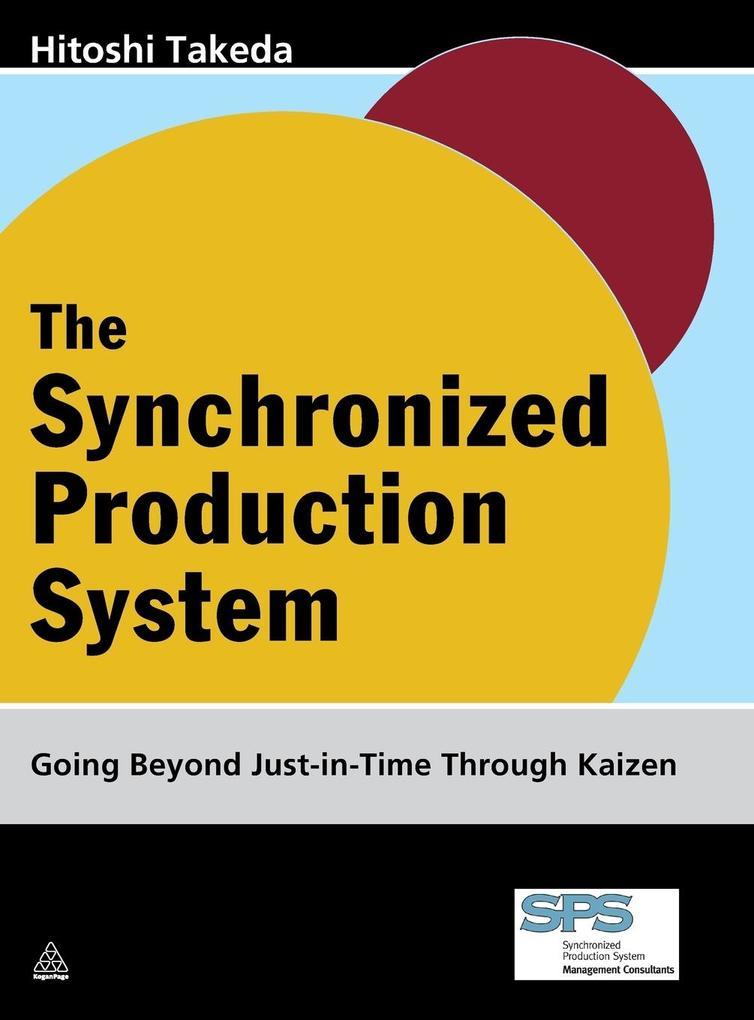 Synchronized Production System als Buch (gebunden)