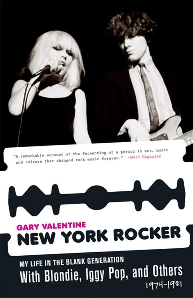 New York Rocker als Taschenbuch