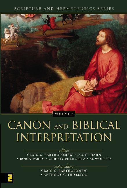 Canon and Biblical Interpretation als Buch (gebunden)