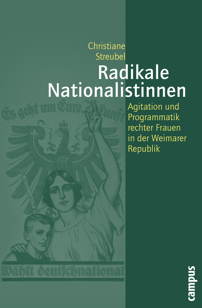 Radikale Nationalistinnen als Buch (kartoniert)