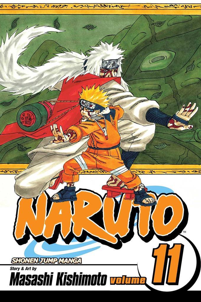 Naruto, Vol. 11 als Taschenbuch