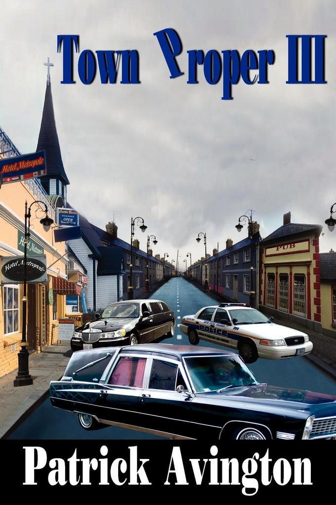 Town Proper III als Taschenbuch