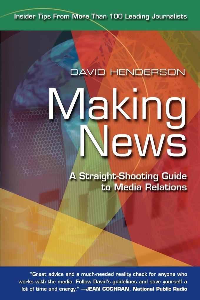Making News als Taschenbuch
