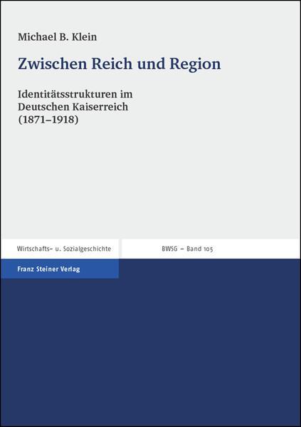 Zwischen Reich und Region als Buch (kartoniert)