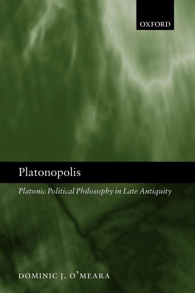 Platonopolis als Taschenbuch