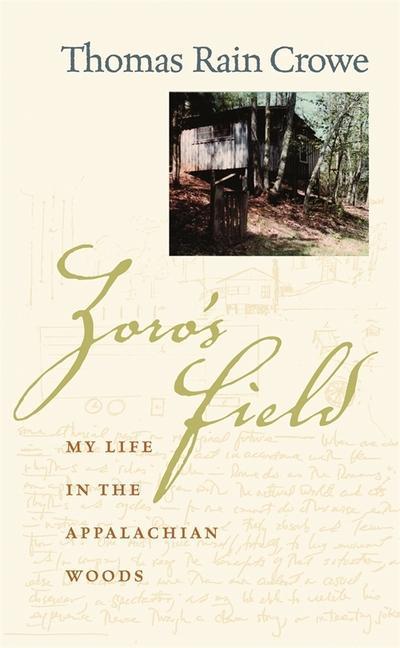 Zoro's Field: My Life in the Appalachian Woods als Taschenbuch