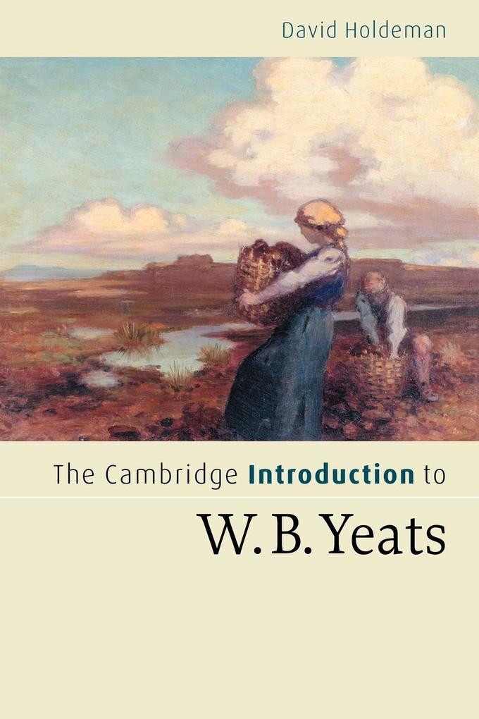 The Cambridge Introduction to W.B. Yeats als Buch (kartoniert)