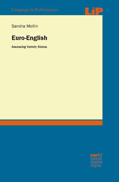 Euro-English als Buch (kartoniert)